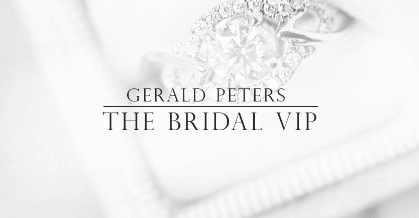 Gerald Peters The Bridal VIP